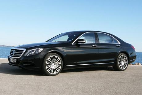 Mercedes S-Class New