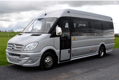 Mercedes 16-Seater